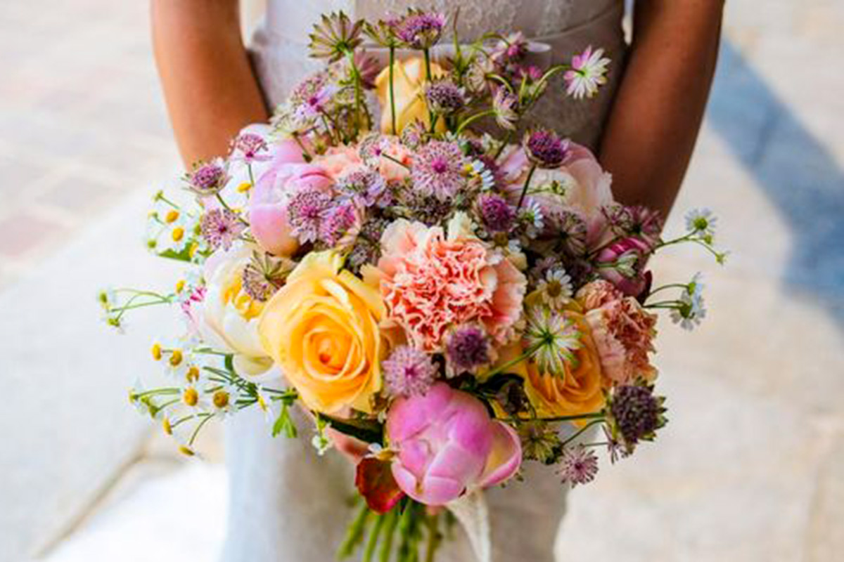 Super Bouquet da sposa 2016: idee e tendenze WS09