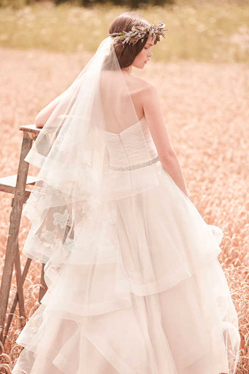 coroncina sposa country chic
